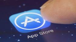 L'App Store visé par une