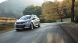 Voici la nouvelle Chevrolet Bolt 2017