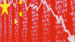 China Closes Stock Market Trading After 7 Percent