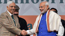 Prime Minister Narendra Modi Condoles Mufti Mohammad Sayeed, The Leader With The Healing