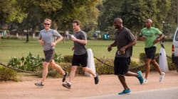 Mark Zuckerberg Resolved To Run 365 Miles This