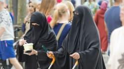 On n'y échappera pas: il faudra discuter de l'interdiction de la burka dans l'espace