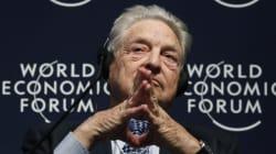 Pour le gourou de la finance Georges Soros, la situation actuelle