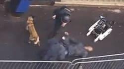 Les images après l'attaque du commissariat à