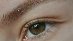 Dangereux, les sourcils pailletés?