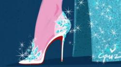 Designer Disney Princess Heels Are What Shoe Dreams Are Made