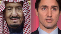 Trudeau Urged To Strengthen Ties With Saudi