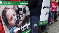 Depuis le 1er décembre, plus de 20 morts de faim dans une ville assiégée en