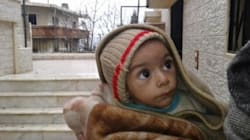 Food And Medicine Finally Reach Starving Syrian