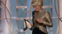 Les moments les plus cocasses des Golden Globes