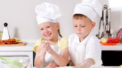 Chef's Advice: How To Get Your Kids In The