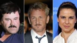 'El Chapo' se entrevistó con Sean Penn... y la policía tiró del