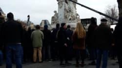 Revivez l'hommage aux victimes des attentats sur la place de la