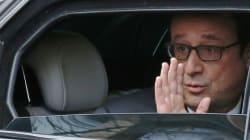 Visite surprise de Hollande à la Grande mosquée de