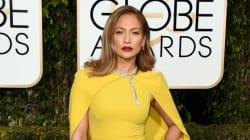 Jennifer Lopez Is A Total Goddess At The Golden