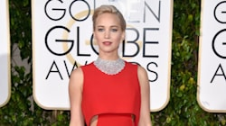 JLaw Rocks One Of Her Best Look Ever At Golden