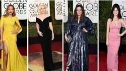 Golden Globes 2016: les plus belles et les pires tenues du tapis rouge
