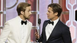 Magic Happens When Pitt And Gosling Present