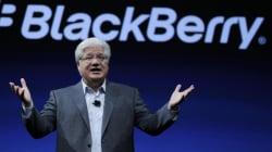 RIM Sued Over BlackBerry