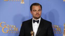 Leonardo DiCaprio triomphe aux Golden