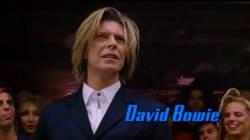 Quand David jouait Bowie au