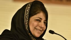 BJP In Favour Of Mehbooba Mufti As J&K Chief