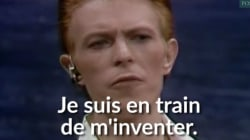 David Bowie, l'homme aux multiples alter ego