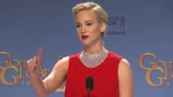 Quand Jennifer Lawrence rembarre un journaliste accro à son