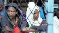 Esraa nel campo profughi si veste da uomo per non essere