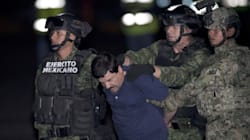 Mexico Begins Process To Extradite El Chapo After Sean Penn Interview Led To His