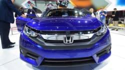 Véhicules de l'année: Honda Civic et Volvo