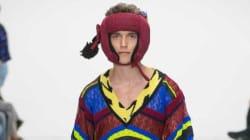 La Semaine de mode Homme de Londres: c'est parti entre provocation et