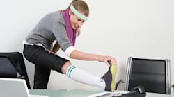 Can't Work Out? Here's What You Can Do At The