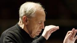Hommage au chef d'orchestre français Pierre Boulez jeudi à