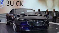 Concept Avista : une Buick de 400 chevaux au Salon de Détroit