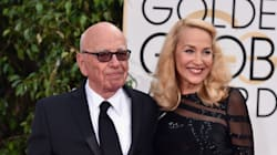 Le magnat des médias Rupert Murdoch va épouser l'actrice Jerry