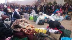 Llega la ayuda humanitaria a la sitiada ciudad siria de