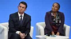 Valls présentera sans Taubira la révision constitutionnelle au