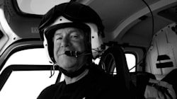 Helicopter Pilot Has Died From His Injuries After Falling Down Antarctic