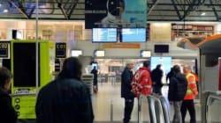 Il mistero dell'esplosivo ritrovato nel bagno dell'aeroporto di