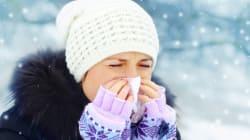 Derrière la grippe si peu active cette année: la