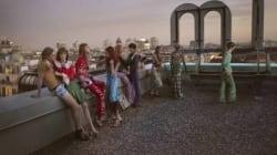 La nouvelle campagne de Gucci hommage à la mode des années 70