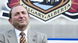 Things Got Testy When He Was Asked About Calgary