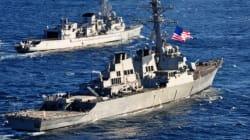 L'Iran arraisonne deux navires américains