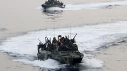 Iran cattura due navi Usa nelle sue acque territoriali in Golfo