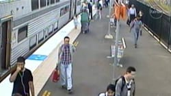 Chilling Footage Shows Why Kids Need To Be Watched At Train