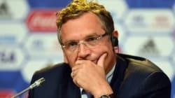 FIFA Fires Secretary General Jerome Valcke Amid Corruption