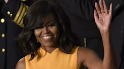 Michelle Obama's 2016 State Of The Union Dress Is Bold And