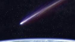Un météorite vieux d'environ 4,5 milliards
