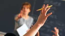Jeunes enseignants à